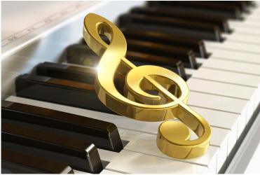 Piano Renovierung